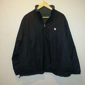 Polo Golf Ralph Lauren Reversible Pullover Jacket